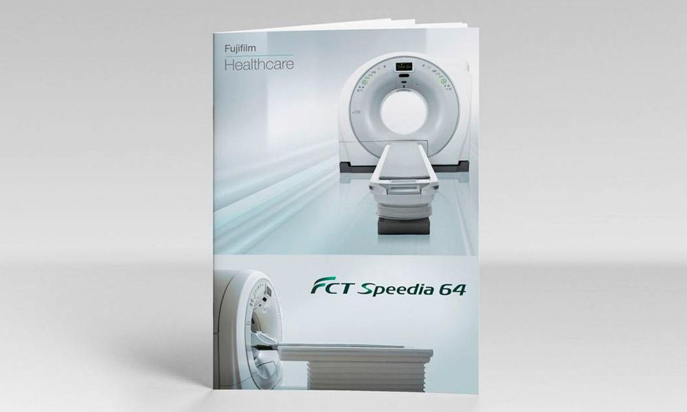 Fujifilm Healthcare FCT Speedia 64